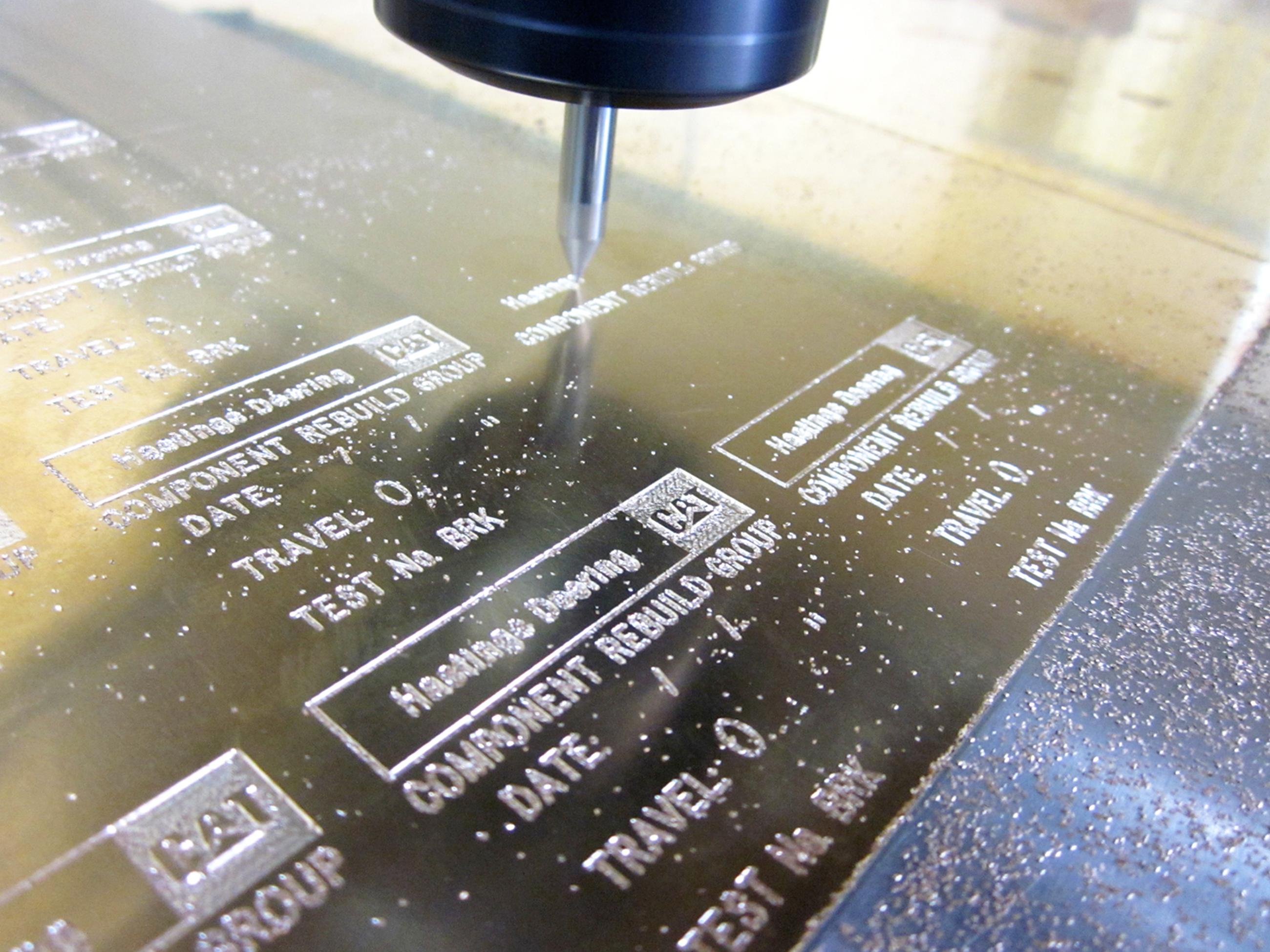 steel engraving